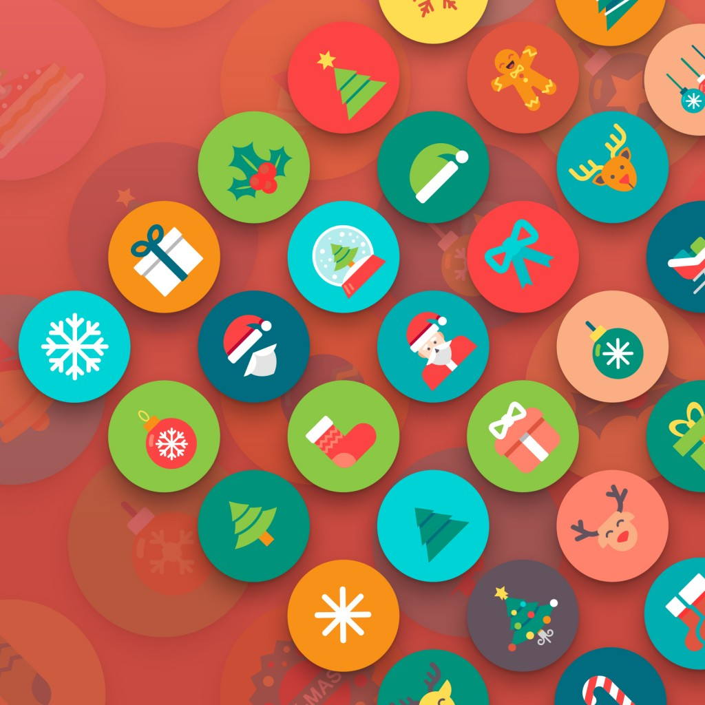 50 Free Christmas Icons Designtory